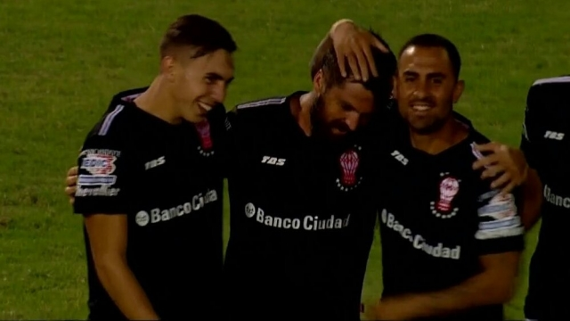 Huracán empató sobra la hora 1-1 frente a Atlético de Rafaela