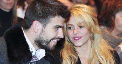 No tiene drama: Piqué subió una foto ultra hot de Shakira