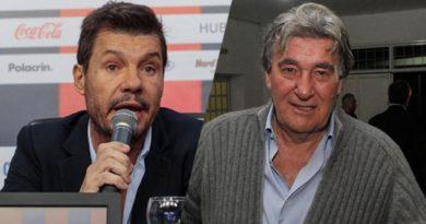 Salud de Tinelli: Armando Pérez conocía su problema