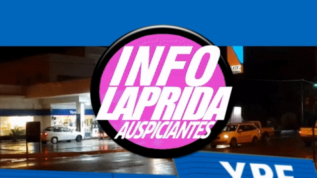 YPF El Sosneado Laprida