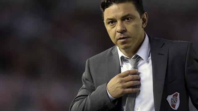 """Gallardo: """"Boca nos dio la posibilidad y le vamos a pelear el Torneo"""""""