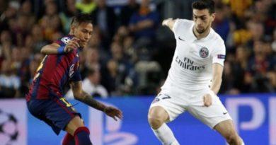 Bienvenue: Pastore le ofreció la 10 del PSG a Neymar