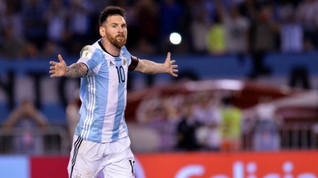 Enorme: Messi logra el hat trick y le da la tranquilidad a Argentina