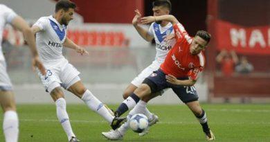 "Jugador de Vélez trató de ""sin barrio"" a un hincha de San Lorenzo"