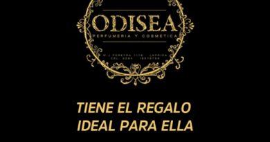 ¡Odisea Perfumeria te invita a regalarle estilo!