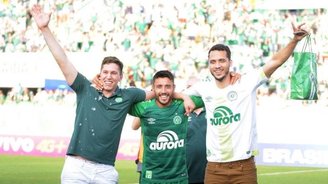 Chapecoense clasificó a la Copa Libertadores a un año de la tragedia de Cerro Gordo