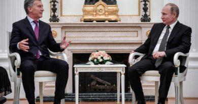 El chiste de Macri a Putín sobre el Mundial de Rusia