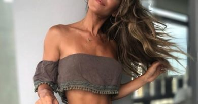 Jimena Barón derritió a sus seguidores mostrando su figura en bikini