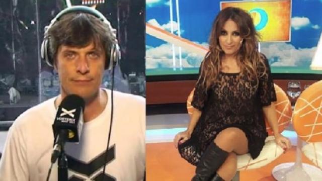 "Mario Pergolini y una polémica anécdota que involucra a Marcela Tauro: ""La acogoté"""