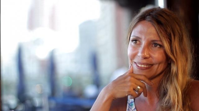 La desgarradora historia de violencia de género de Mónica Ayos