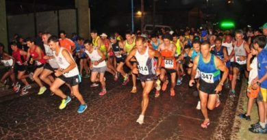 Mañana se corre la maratón de Laprida