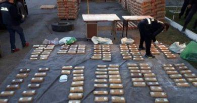 Se conocieron los nombres de los olavarrienses involucrados en el secuestro de drogas