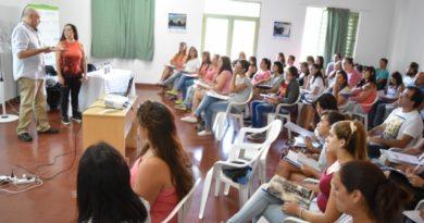 Segunda jornada de capacitación básica de Lengua de Señas Argentinas