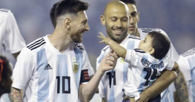 El tuit de Mascherano sobre Messi que estalló en las redes