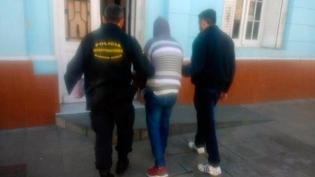 Olavarría: detuvieron a un hombre buscado por abuso sexual