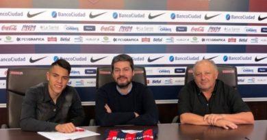 San Lorenzo ya cerró a su primer refuerzo: Santiago González
