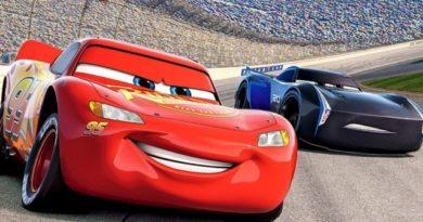 "Este domingo ""Cars 3"" en pantalla gigante"