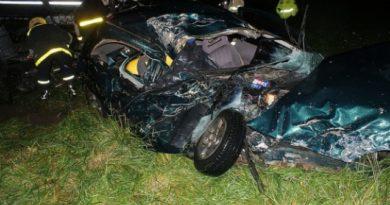 Fatal accidente en Ruta 205 con un Olavarriense involucrado