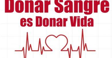 Jornada Municipal de Donación de Sangre