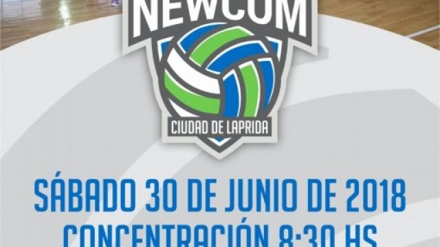 Newcom: nuevo torneo regional en Laprida
