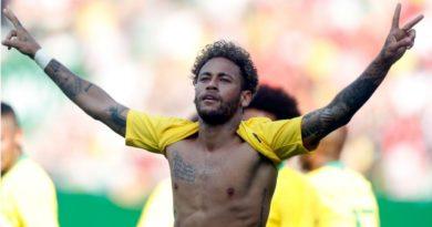 "Neymar: ""Nos preparamos para pelear en UFC"""
