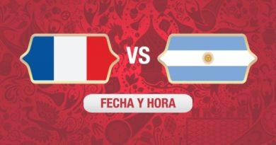 Ya en 8vos, Argentina-Francia miralo en pantalla gigante