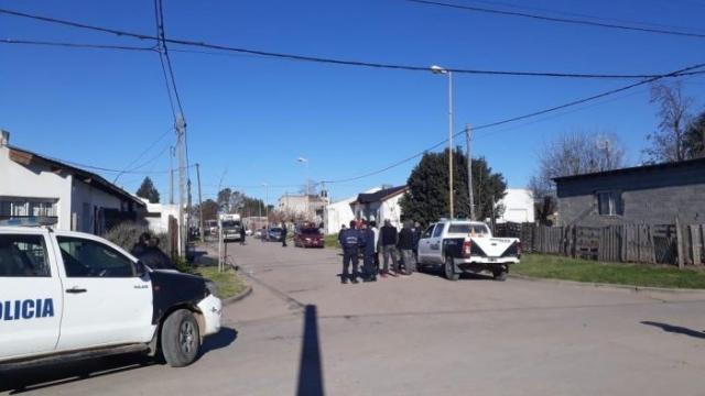 Asesinaron a un joven en Azul, un detenido
