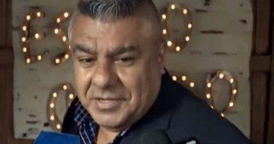 Claudio Tapia habló sobre la situación de Jorge Sampaoli
