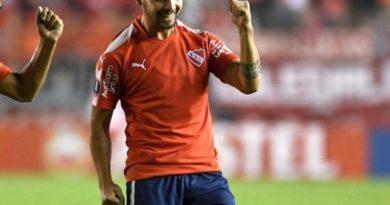 Intratable: el hat-trick de Martín Benítez contra Ballester