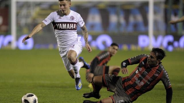 Lanús venció a Douglas Haig 4-2 en los penales