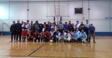 Lapridenses participaron de un Encuentro de Fútbol Especial