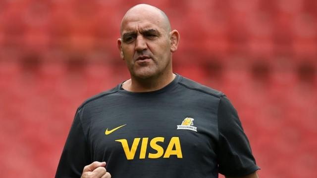 Mario Ledesma asumirá como entrenador de Los Pumas