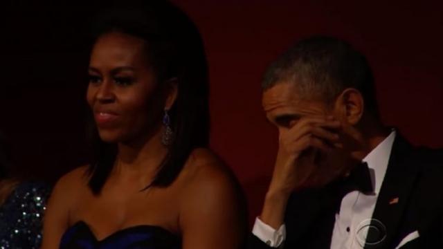 El día que Obama lloró con la voz de Aretha Franklin