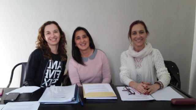 La Directora de Cultura Alejandra Casemayor fue jurado en Olavarría
