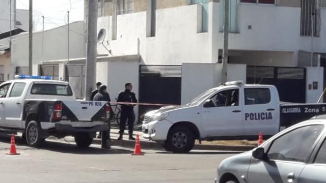 Olavarría: hallaron a un hombre muerto en plena calle