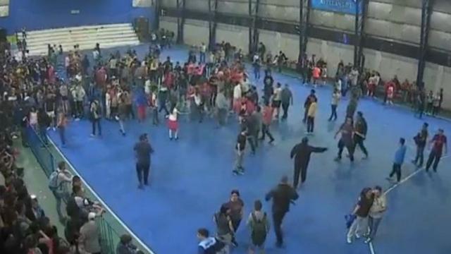 Copa Argentina de futsal femenino: incidentes en San Lorenzo-Huracán