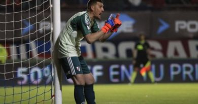 Cuántos minutos le faltaron a Armani para ser récord en el fútbol argentino