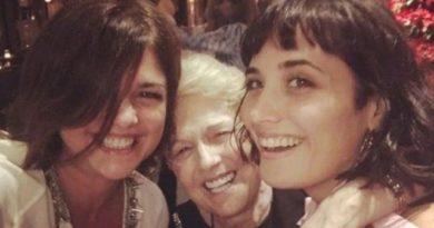 Dolor: falleció la mamá de Araceli González