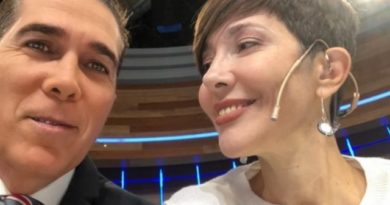 Cristina Pérez comentó qué siente por Rodolfo Barilli