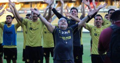 El Diego de Sinaloa: carta de un periodista de Culiacán a Maradona