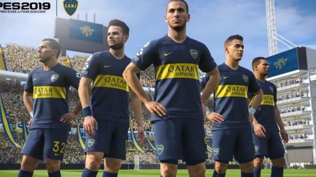 Fútbol virtual: Boca cerró su acuerdo con Konami