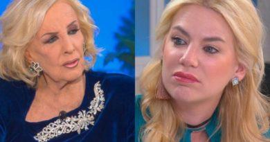 "Mirtha Legrand cruzó a Esmeralda Mitre: ""Sos muy difícil, a vos todo te cae mal"""