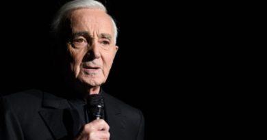 Murió el mítico cantante francés Charles Aznavour