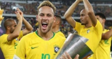 Neymar festejó en Instagram tras ganarle a la Argentina