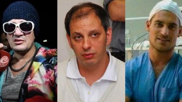 Pity Álvarez armó una banda en la cárcel con el baterista de Callejeros y el anestesista Billiris
