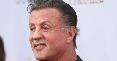 Sylvester Stallone reveló las primeras imágenes de Rambo 5