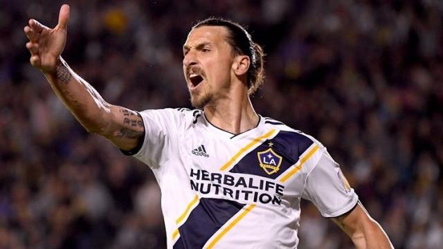 ¿Abandona la MLS? Ibrahimovic volvería vestir la camiseta de un gigante europeo