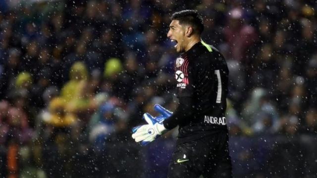 Esteban Andrada recibió el alta médica, ¿juega en la Bombonera?
