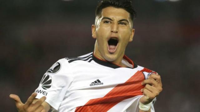 Fuerte enojo de la dirigencia de River con Real Madrid por Exequiel Palacios