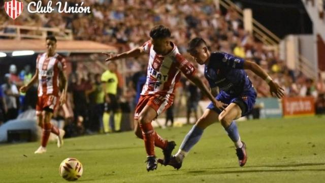 Patronato le arruinó la fiesta a Unión: empate 2-2 en Santa Fe